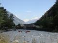Rzeka Dora Baltea