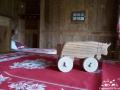 Apartament Lo nid di candolle w Buthier