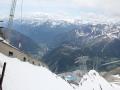 Widok na Valle d'Aosta
