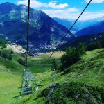 Beautiful day in mountain valleverde valledaosta aostavalley courmayeur planchecrouit seggoviahellip