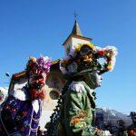Oggi c stato il carnevale tipico della Cumba Freida hellip