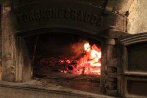 Tradycyjny piec w Lillaz (Cogne), w którym podczas lokalnych imprez wypieka się tradycyjny, słodki chleb