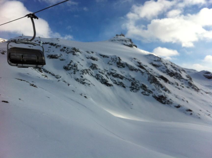 Cervinia / Matterhorn w Dolinie Aosty