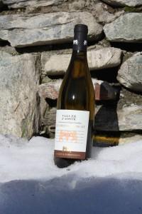Wino Moscato di Chambave produkowane w Dolinie Aosty. Do wygrania w konkursie. Kliknij w zdjęcie, aby je powiększyć.