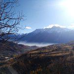 Autunno continua valleaosta aostavalley aosta progettoblog klubpolek autunno2017 montagna italianalpshellip