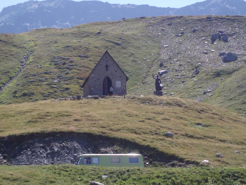Mała Przełęcz Świętego Bernarda