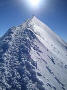 Podczas wyprawy na Mont Blanc, źródło TU