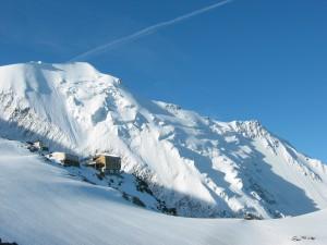 Masyw Mont Blanc, źródło TU