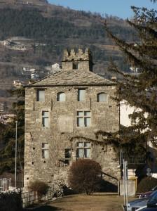 Torre del Lebbroso - Wieża Trędowatego w Aoście