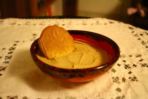 Crema di Cogne wykonana w domowym zaciszu.