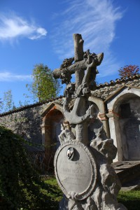 Cmentarz Sant'Orso w Aoście