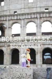 Bolek i Lolek w Rzymie u Magdy