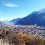 Autunno in Valle dAosta ha dei colori spettacolari naturelife alpshellip