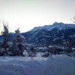 Tutto coperto di neve  Molto bello ma quanto impegnativohellip
