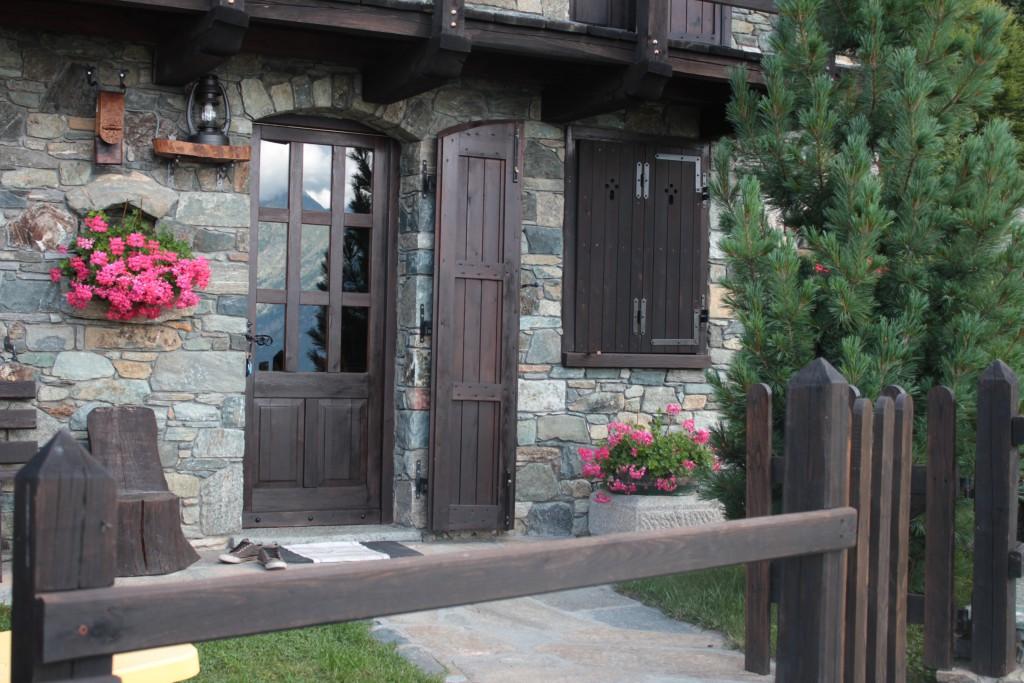 Domek w Alpach