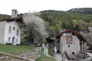 Les Combes: Muzeum Jana Pawła II oraz kościół z 1790 roku