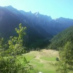 etroubles morning aostavalley montagna mountains alpi alps landscape panorama italyhellip