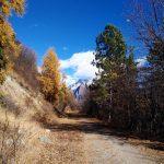 Oggi in Valle dAosta abbiamo una giornata autunnale proprio bellissimahellip