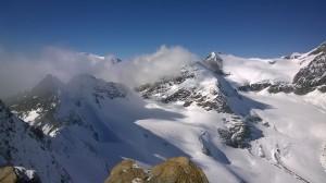 Widok z Mont Avril. Archiwum Alex.