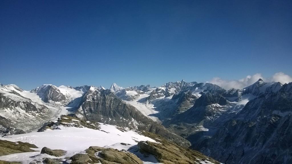 Widok z Mont Avril