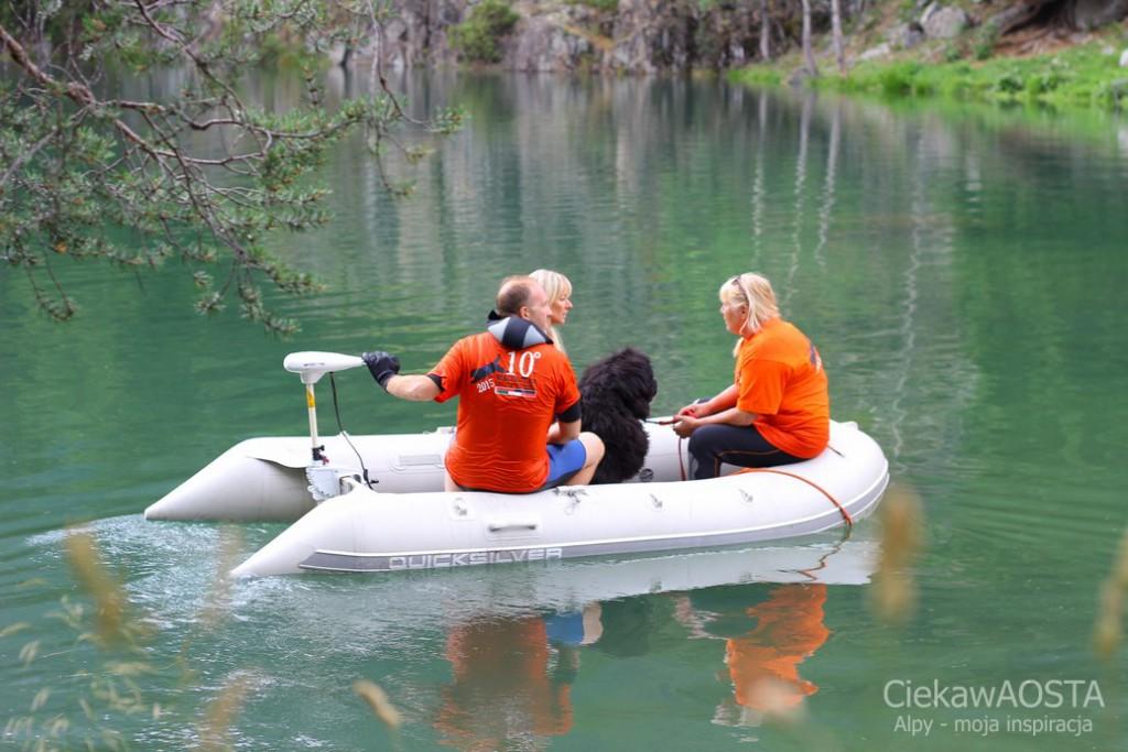 Szykujemy się do skoku do wody!