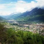 waitingforsummer alps alpy italy aostavalley montagna mountains valledaosta citta aostahellip