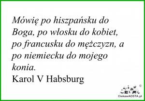 Karol V Habsburg