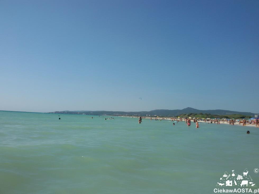 Spiagge bianche w Rosignano Marittimo