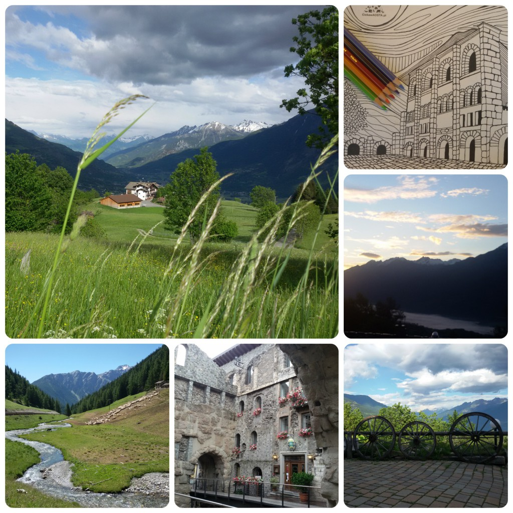 Collage Aosta
