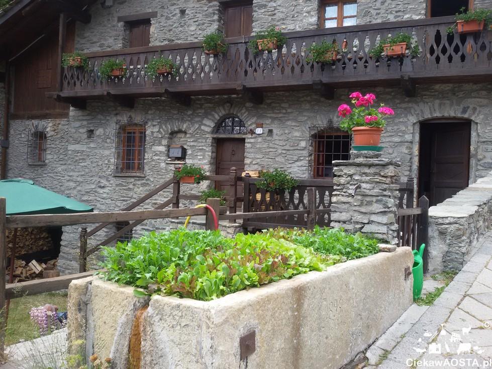 Borgo Saint-Rhémy-en-Bosses.