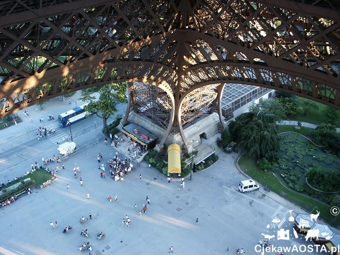 Wieży Eifla, chyba nie trzeba opisywać :-)
