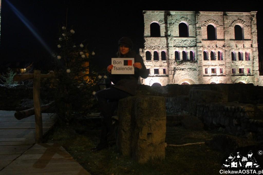 Bon Tsalende to po franko-prowansalsku znaczy Wesołych Świąt i tego wam kochani życzę :-).