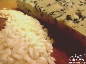 risotto z serem plesniowym4