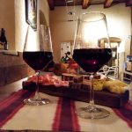 Un posto incantevole in Valle dAosta per aperitivo  lenotecahellip