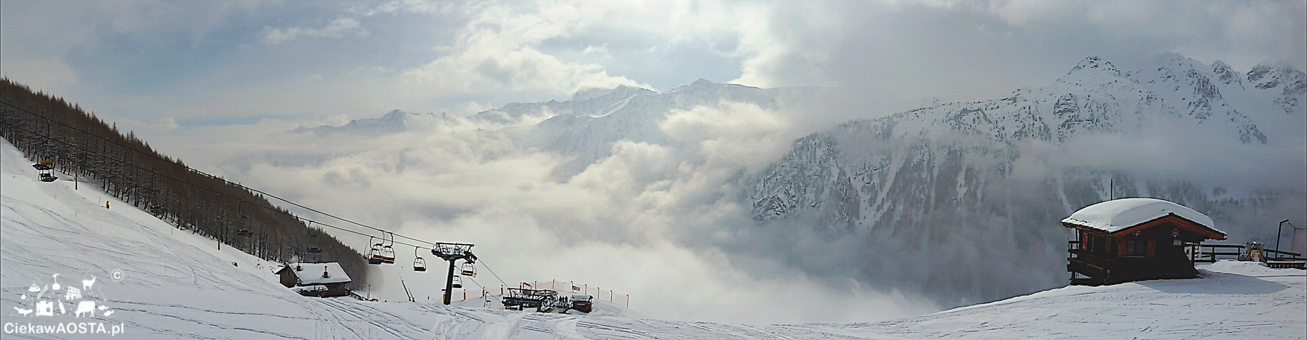 Ponad chmurami :-).