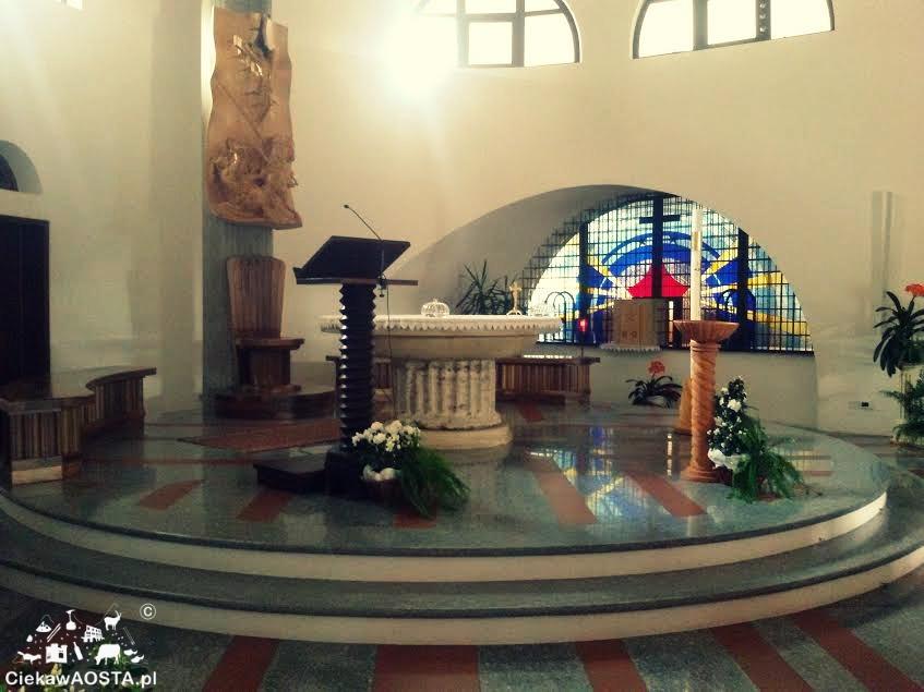 Kaplica zakonu.