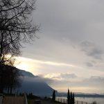 Buongiorno cos si sveglia il Lago di Ginevra a gennaiohellip