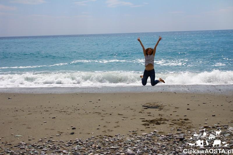 Uwielbiam morze, ale to już wiecie :-), a Kalabria mnie zachwyciła!