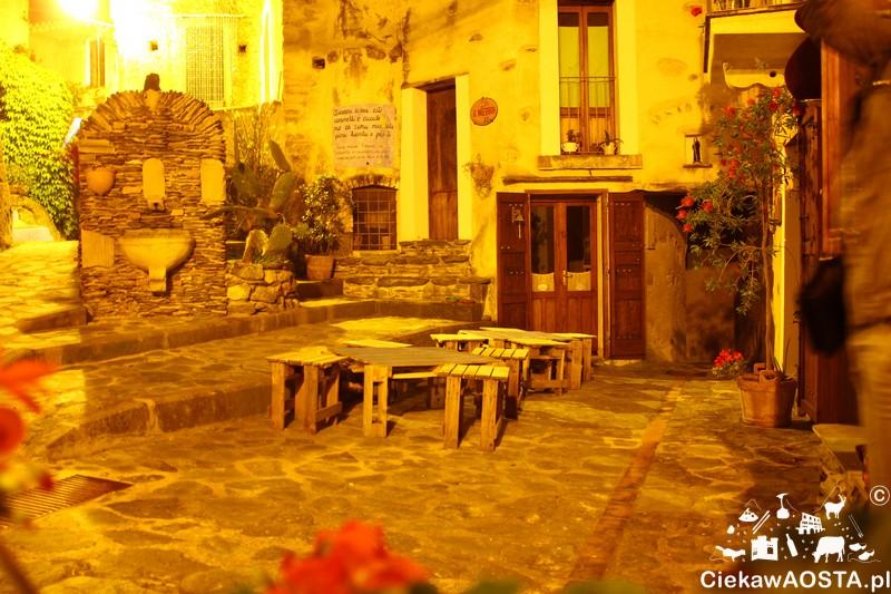 Belmonte Calabro zamienione w rozproszony hotel.