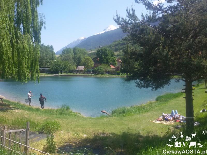 Jezioro Lac d'Argent
