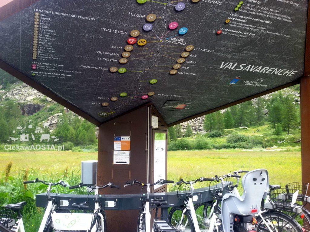 Bike sharing i rowery elektryczne.