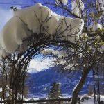 Nevicata La metamorfosi del mondo avviene in silenzio Heinrich Wiesnerhellip