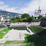 Wow Piazza Caveri ad Aosta ha quasi un nuovo lookhellip