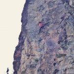 Lho vista arrivare in cima climbingpicturesofinstagram climbing mountainclimbing mountainclimbers alpshellip