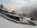 Droga po opadach śniegu