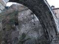 Most rzymski w Pont-Saint-Martin