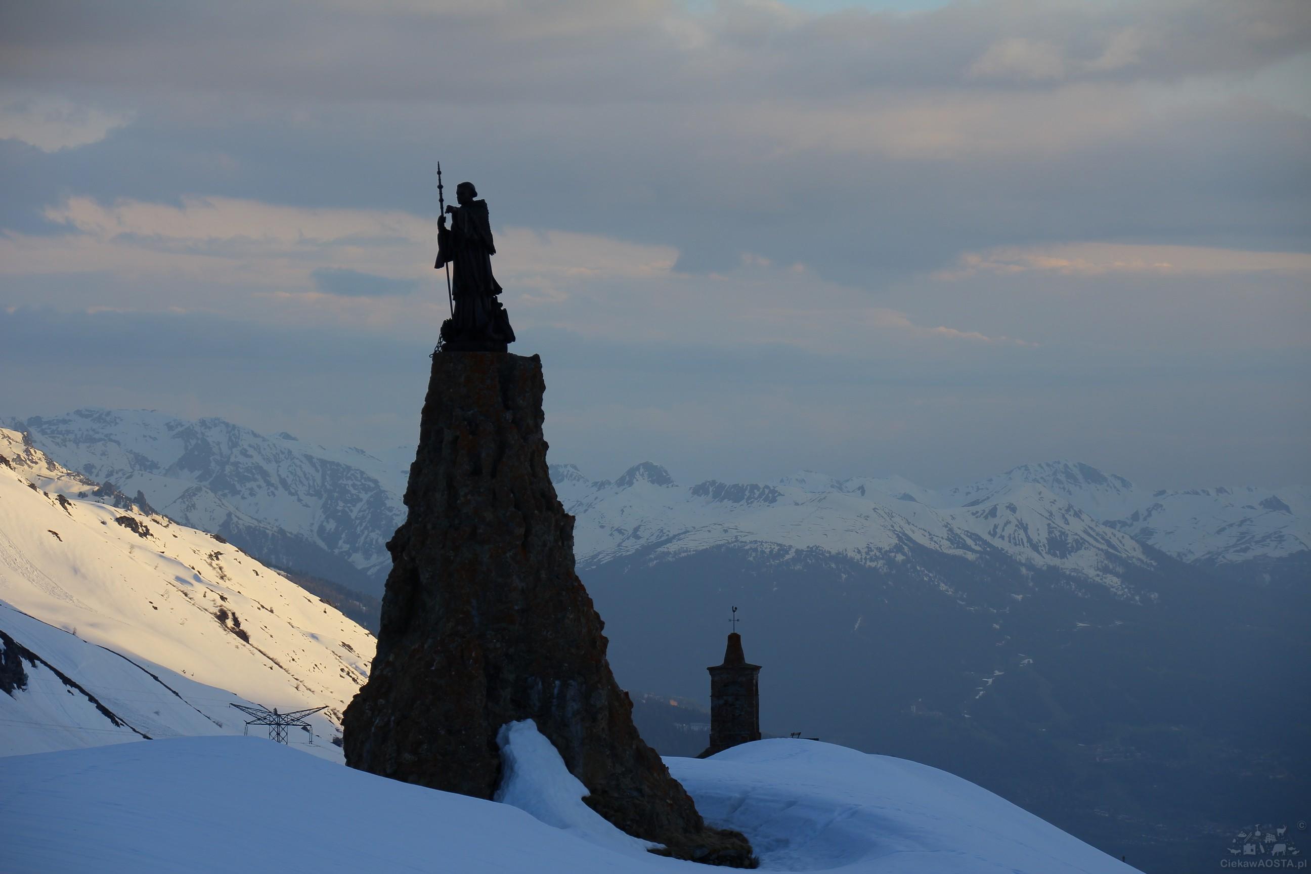 Przełęcz Piccolo San Bernardo