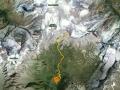 Trasa z Glacier do Tete Blanche