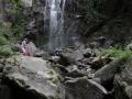 Wodospad w Issogne
