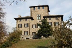 Zamek Gamba w Chatillon